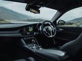 Pictures of Alfa Romeo Giulia Q2 UK-spec (952) 2016