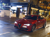Pictures of Alfa Romeo Giulia Quadrifoglio (952) 2016
