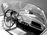 Alfa Romeo Giulietta Sprint Spider Prototipo 002 750 (1955) pictures