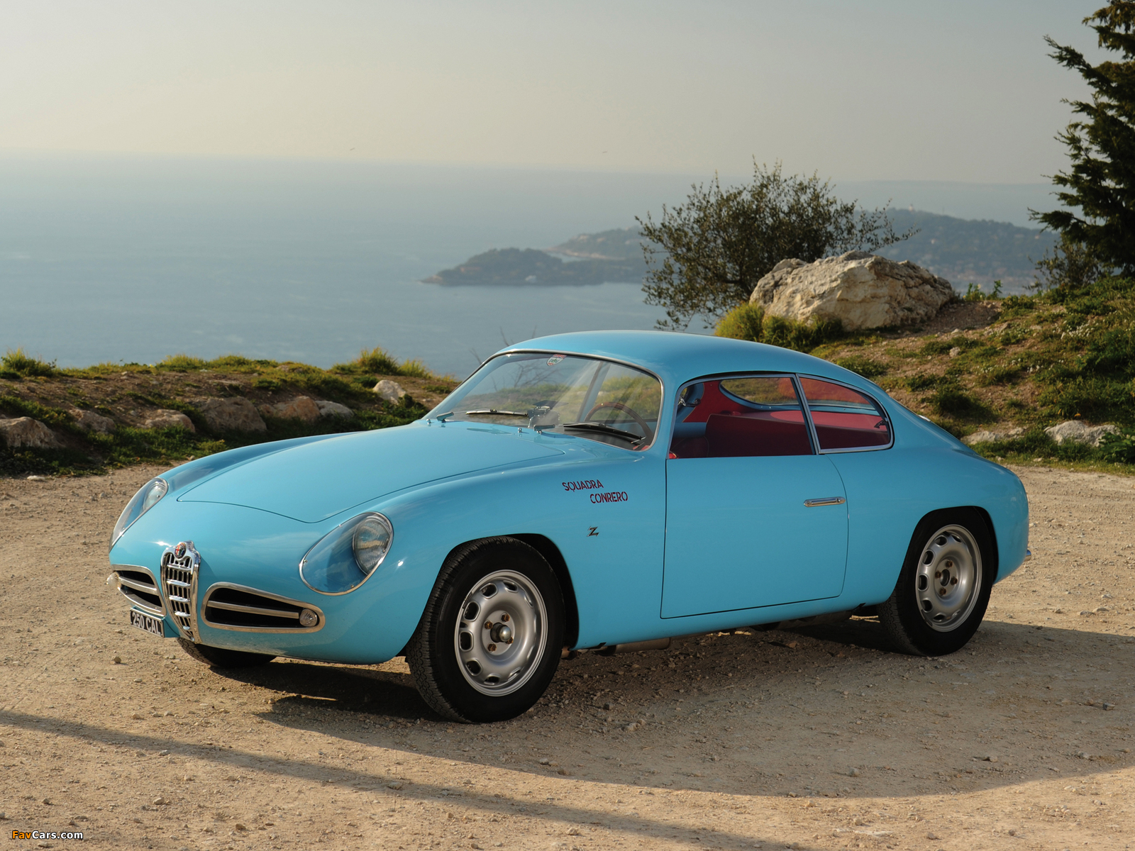 Alfa Romeo Giulietta SVZ 750 (1956–1958) photos (1600 x 1200)