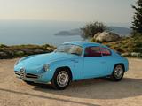 Alfa Romeo Giulietta SVZ 750 (1956–1958) photos