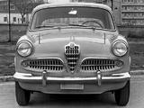 Alfa Romeo Giulietta T.I. 750 (1957–1959) photos