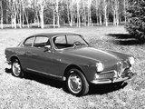 Alfa Romeo Giulietta Sprint 750/101 (1958–1962) images