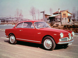 Alfa Romeo Giulietta Sprint 750/101 (1958–1962) pictures