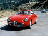 Alfa Romeo Giulietta SZ 101 (1960–1961) images