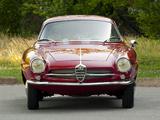 Alfa Romeo Giulietta Sprint Speciale 101 (1960–1962) images