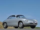 Alfa Romeo Giulietta SZ 101 (1960–1961) photos