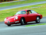 Alfa Romeo Giulietta SZ Coda Tronca 101 (1961–1963) photos