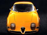Alfa Romeo Giulietta Sprint Veloce Goccia 101 (1961) wallpapers