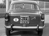 Alfa Romeo Giulietta T.I. 101 (1961–1964) wallpapers