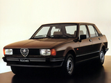 Alfa Romeo Giulietta 116 (1981–1983) wallpapers