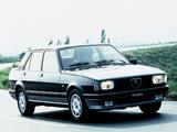 Alfa Romeo Giulietta 2.0 Turbodelta 116 (1983–1985) pictures