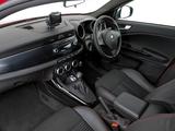 Alfa Romeo Giulietta UK-spec 940 (2010) images
