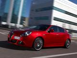 Alfa Romeo Giulietta 940 (2010) images