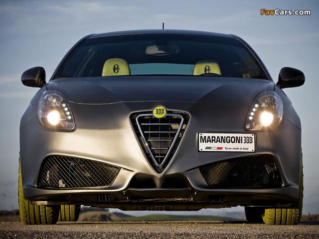 Marangoni Giulietta G430 iMove 940 (2010) images (640 x 480)