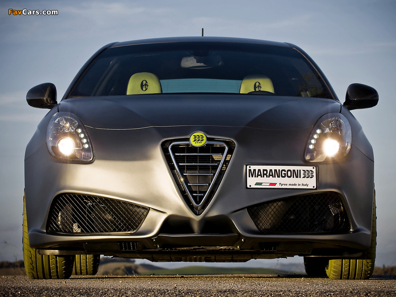 Marangoni Giulietta G430 iMove 940 (2010) images (800 x 600)