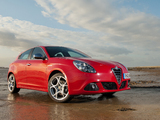 Alfa Romeo Giulietta UK-spec (940) 2010–14 images
