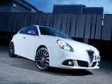 Alfa Romeo Giulietta Cloverleaf 940 (2010) images