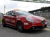 Alfa Romeo Giulietta Quadrifoglio Verde SBK Safety Car 940 (2010) photos