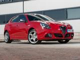 Alfa Romeo Giulietta UK-spec (940) 2010–14 photos
