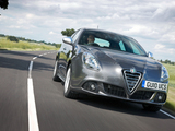 Alfa Romeo Giulietta UK-spec (940) 2010–14 photos