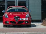 Alfa Romeo Giulietta UK-spec (940) 2010–14 pictures