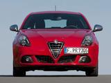Alfa Romeo Giulietta 940 (2010) wallpapers