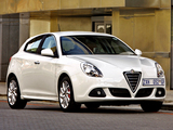 Alfa Romeo Giulietta ZA-spec 940 (2011) photos