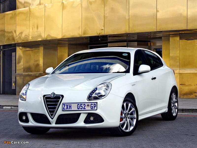 Alfa Romeo Giulietta ZA-spec 940 (2011) photos (800 x 600)