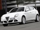 Alfa Romeo Giulietta AU-spec 940 (2011) photos