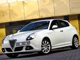 Alfa Romeo Giulietta ZA-spec 940 (2011) pictures