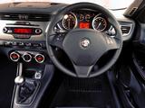 Alfa Romeo Giulietta AU-spec 940 (2011) pictures