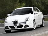 Alfa Romeo Giulietta AU-spec 940 (2011) wallpapers