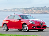 Alfa Romeo Giulietta AU-spec 940 (2011) wallpapers