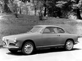 Alfa Romeo Giulietta Sprint Prototipo 750 (1954) images