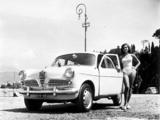 Alfa Romeo Giulietta Berlina 750 (1955–1959) images