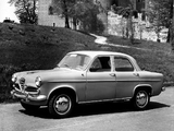 Alfa Romeo Giulietta Berlina 750 (1955–1959) wallpapers