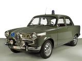 Alfa Romeo Giulietta T.I. Polizia 101 (1959–1961) images