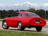 Alfa Romeo Giulietta SZ Coda Tronca 101 (1961–1963) images