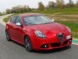 Alfa Romeo Giulietta Quadrifoglio Verde 940 (2010) images