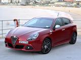 Alfa Romeo Giulietta Quadrifoglio Verde AU-spec 940 (2011) photos