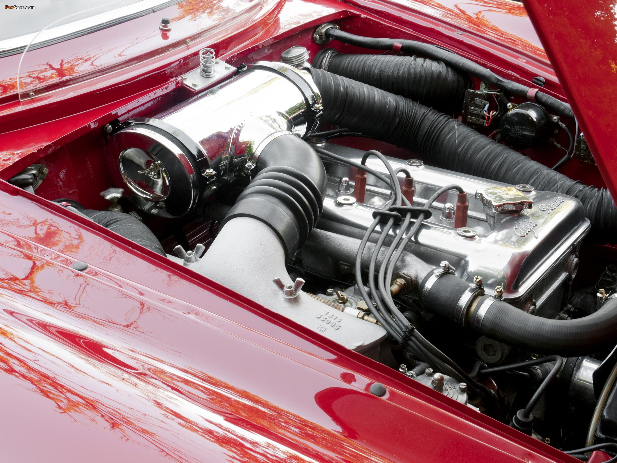 Images of Alfa Romeo Giulietta Sprint Speciale 101 (1960–1962) (2048 x 1536)