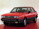 Images of Alfa Romeo Giulietta 1.8 116 (1981–1983)