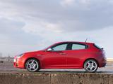 Images of Alfa Romeo Giulietta UK-spec (940) 2010–14