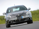 Images of Alfa Romeo Giulietta UK-spec (940) 2010–14