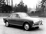 Images of Alfa Romeo Giulietta Sprint 750 (1954–1958)