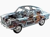 Images of Alfa Romeo Giulietta Berlina 750 (1955–1959)