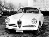 Images of Alfa Romeo Giulietta Sprint Veloce 750 (1956–1958)