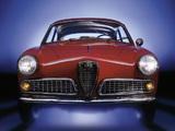 Images of Alfa Romeo Giulietta Sprint 750/101 (1958–1962)