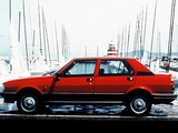 Images of Alfa Romeo Giulietta 116 (1983–1985)